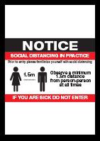 Social Distancing In Practice