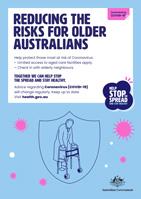Reducing risks for older Australians