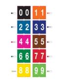 McDonald Print Custom TD Labels - 10 kinds SC031