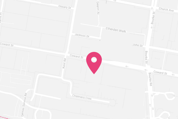 Map of Sydney McDonald Group Location